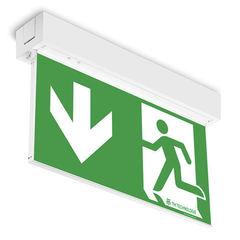 Световое табло эвакуационный выход ONTEC-AP TM Technologie