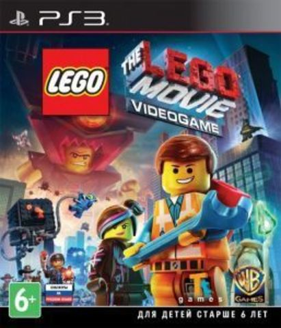 LEGO Movie Videogame (русские субтитры)