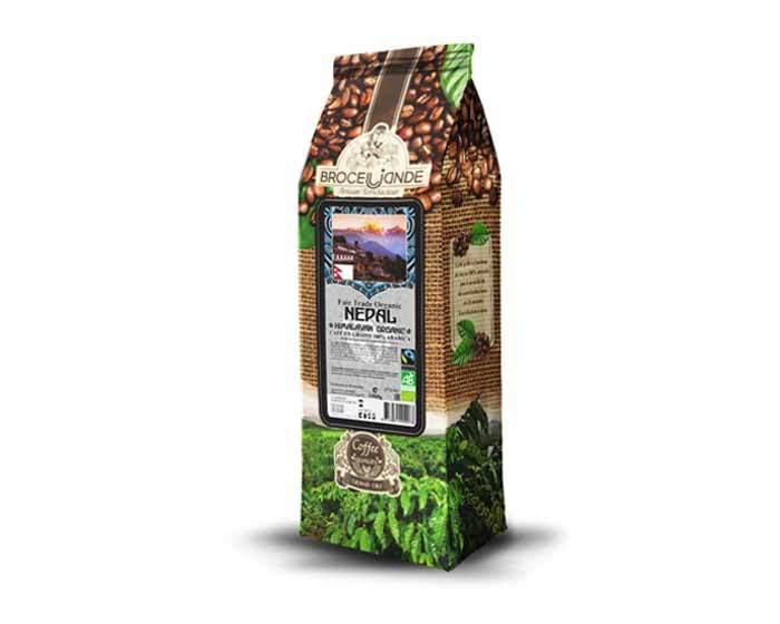 Кофе в зернах Broceliande Nepal Organic