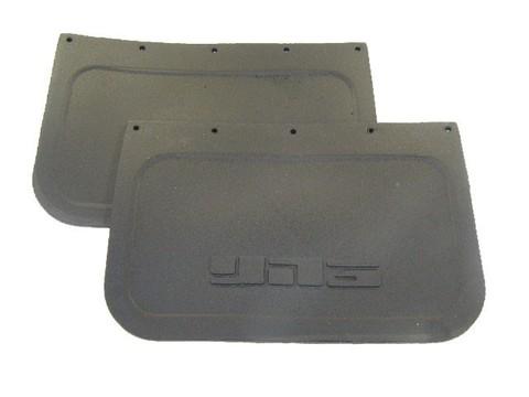 Брызговик резиновый (фартук) УАЗ 452, 469, Хантер 215*330 передний (левый+правый)