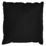 Подушка Black White черно-белая