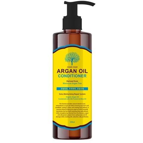 CHAR CHAR Кондиционер для волос АРГАНОВЫЙ Argan Oil Conditioner, 500 мл