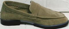 Легкие туфли без каблуков Osso 2668 Beige.