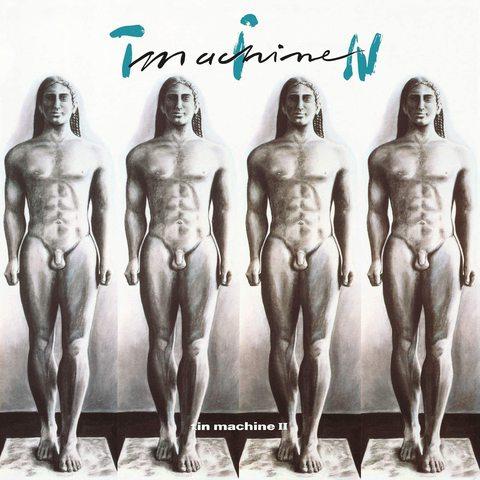 Виниловая пластинка. Tin Machine II