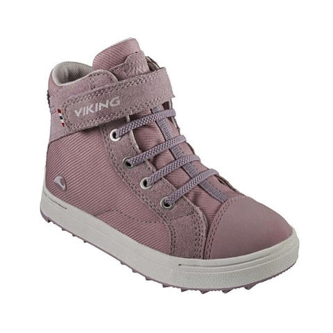 Полуботинки Viking Leah Mid GTX Sneaker Dusty Pink/Light Lilac демисезонные