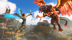 Immortals Fenyx Rising PS4   PS5