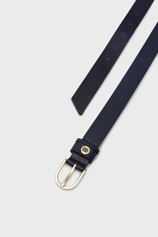 Женский темно-синий кожаный ремень CLASSIC BELT 2.5 Tommy Hilfiger