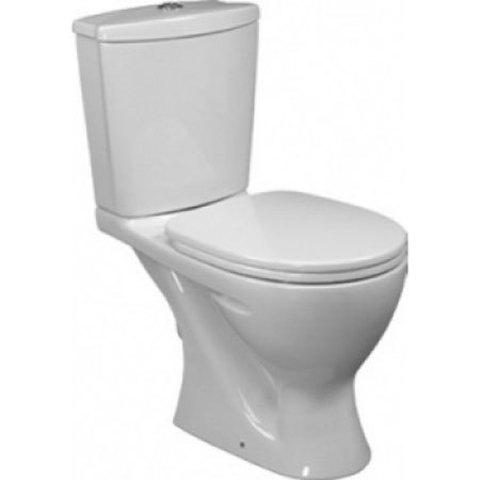 Унитаз напольный с бидеткой, бачком и сиденьем Ideal Standard Ocean Junior W903801