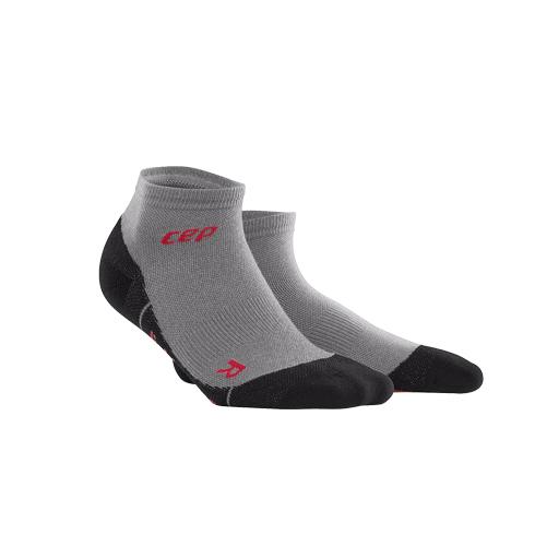 Для занятий спортом Функциональные короткие носки CEP тонкие, с шерстью мериноса C59U_2_enl.jpg