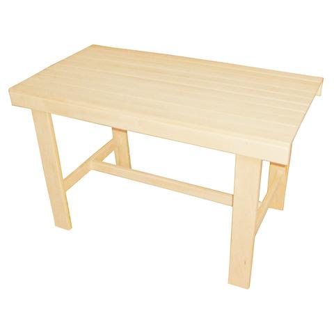 Стол разборный 140х80х70 см, шлифованный