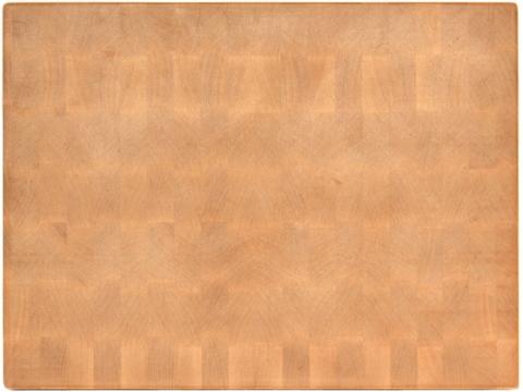 торцевая  Торцевая разделочная доска 40x30x3 см. клен