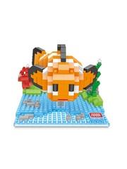 Конструктор Wisehawk & LNO рыбка Немо 409 деталей NO. 2422 Finding Nemo mini blocks