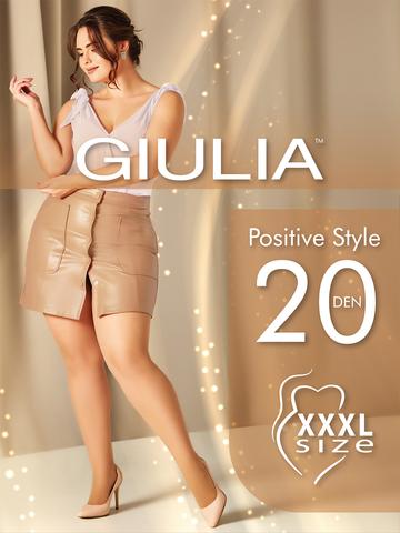 Колготки Positive Style 20 Giulia