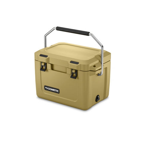 Изотермический контейнер (термобокс) Dometic Patrol (20 л.), желтый