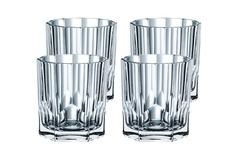 Набор низких стаканов для виски Nachtmann Aspen, 4 шт, 324 мл, фото 1