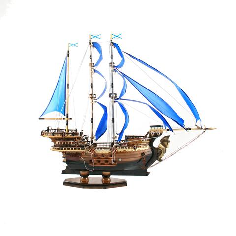 Корабль  «Голубая мечта»