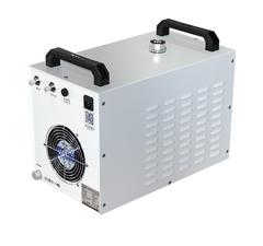 Воздушный чиллер CW-3000 вид сбоку
