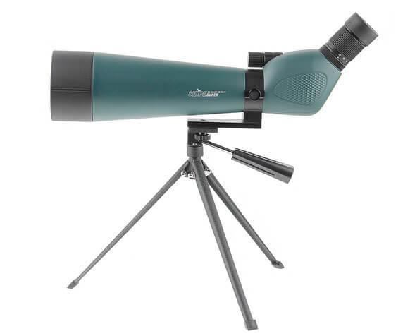 Вид сбоку трубы Snipe Super 20 60 80 GR Zoom