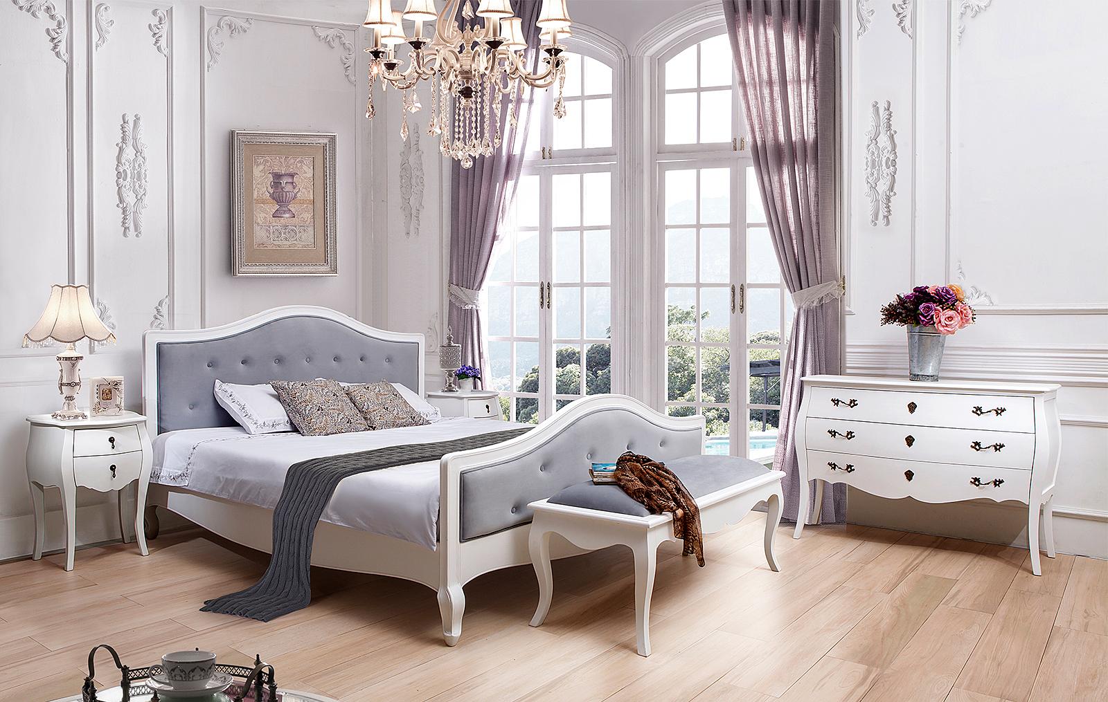 Спальня PLC