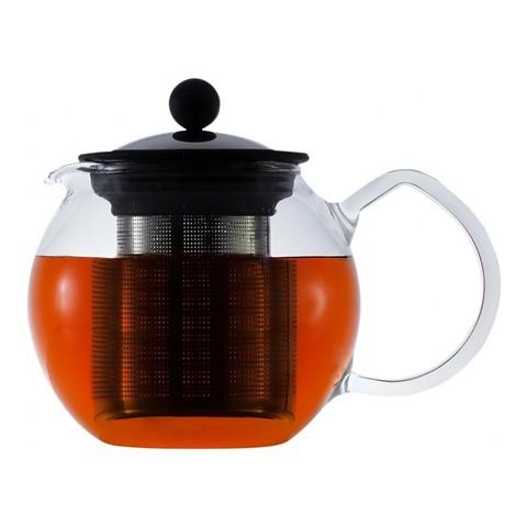 Чайник заварочный Walmer Baron (0,5 литра), черный
