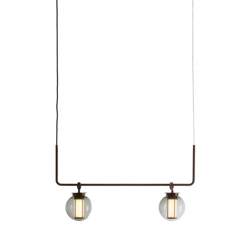 Подвесной светильник Bai chandelier II by Parachilna