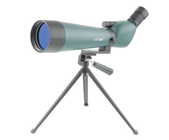 Veber Snipe Super 20-60x80 с полным просветляющим покрытием поверхностей линз