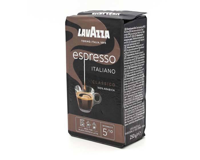 кофе молотый LavAzza Caffe Espresso, 250 г цена