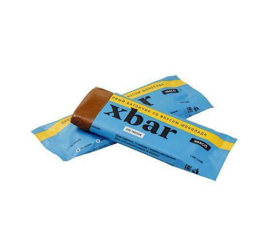 Протеиновый батончик Xbar Шоколад 60г VASCO