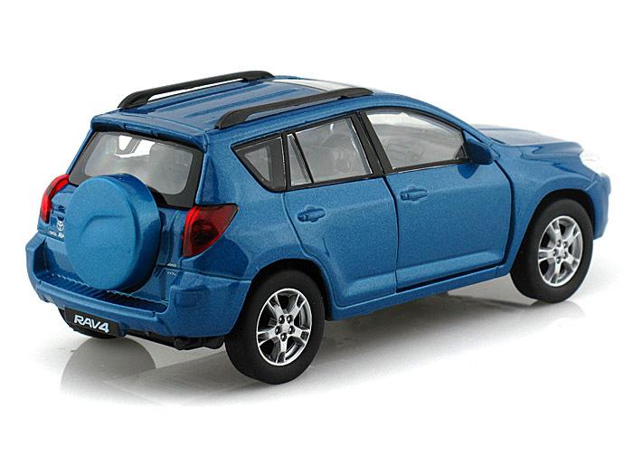 Машинка-игрушка Toyota RAV 4