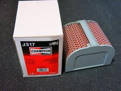 Воздушный фильтр J317 (HFA1703) Honda CB 750