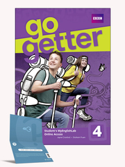 GoGetter 4 Student's MyEnglishLab Online Access