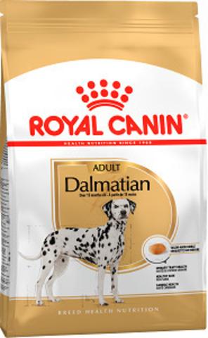 Royal canin Dalmatian Adult сухой корм для далматинов старше 15 месяцев