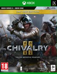 Chivalry II Издание первого дня (Xbox, русские субтитры)