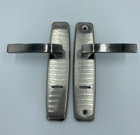 Комплект ручек для  дверей/калиток