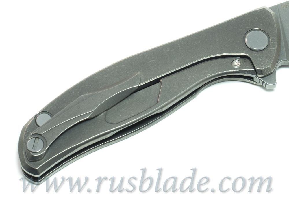 Shirogorov Flipper 95 М390 Nudist - фотография