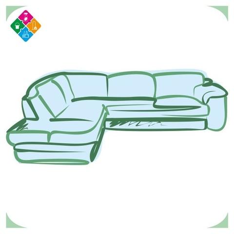 Угловой диван стандарт