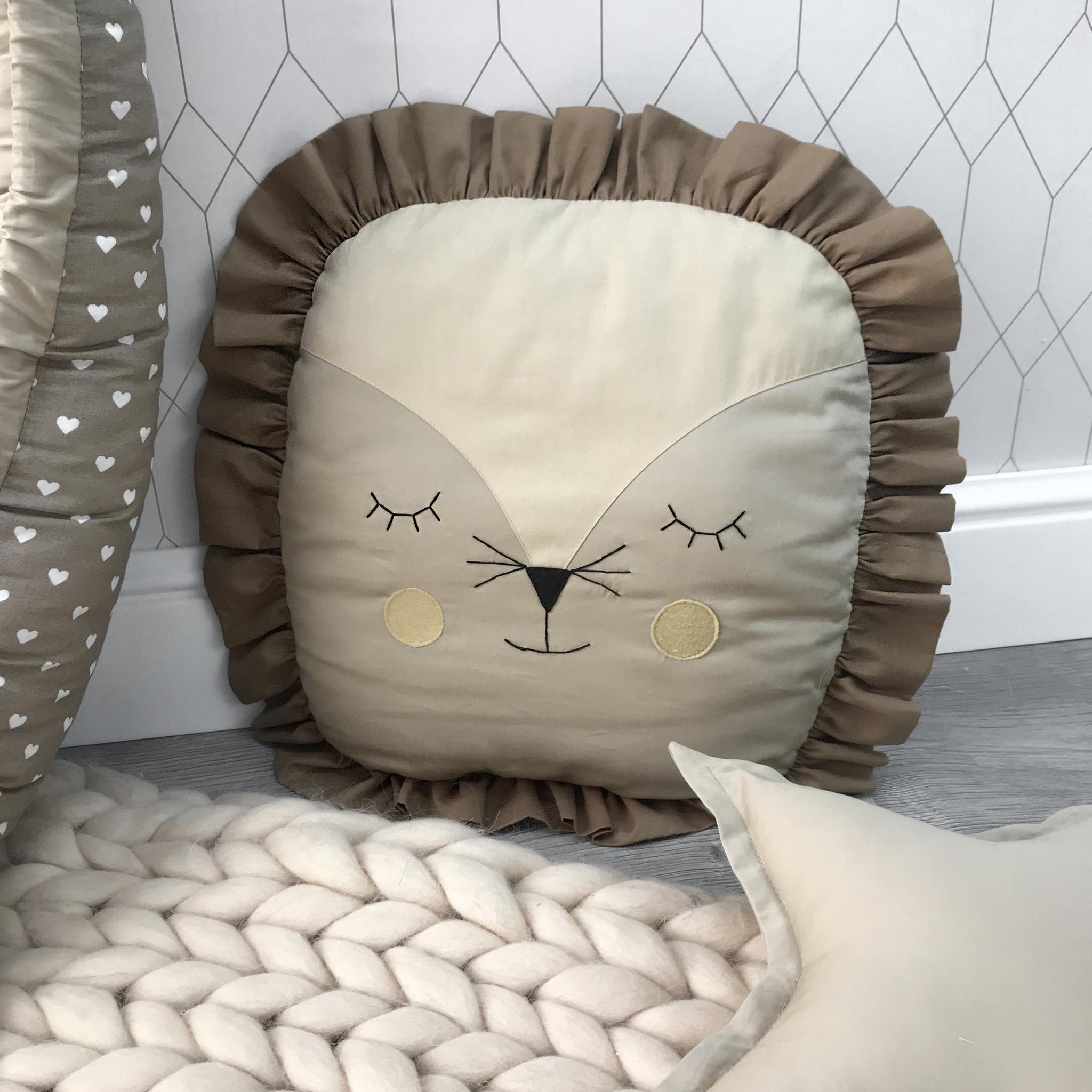 Бортик подушка Зверь 5