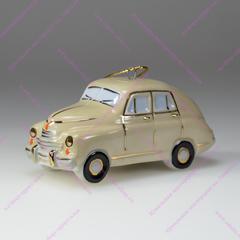 Фарфоровая елочная игрушка ГАЗ М20