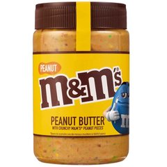 Арахисовая паста M&M's peanut butter 320 гр