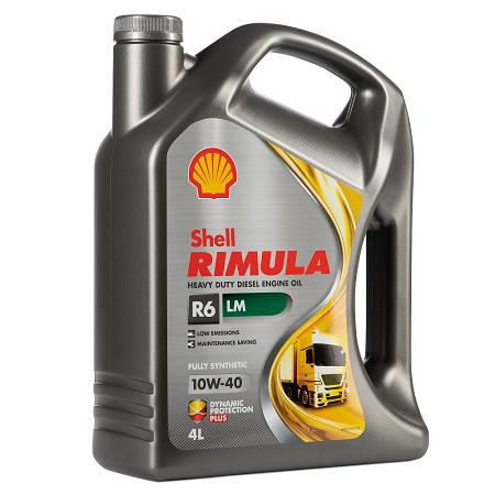 Дизельные масла Shell Rimula R6 LM 10W-40 р6лм.png