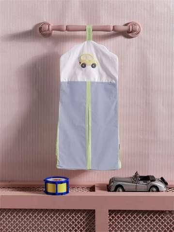 """Прикроватная сумка серии """"Traffic Jam"""", 100% хлопок, размер 30*65 (стандарт)"""