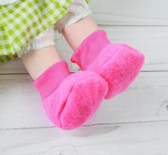 Носки для куклы, длина стопы 7 см, 1 пара.