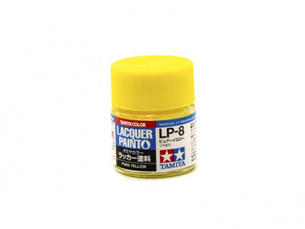 Краски для моделизма LP-8 Pure Yellow (Желтая глянцевая) ff02b0abc716128668575d02e6199956.jpg
