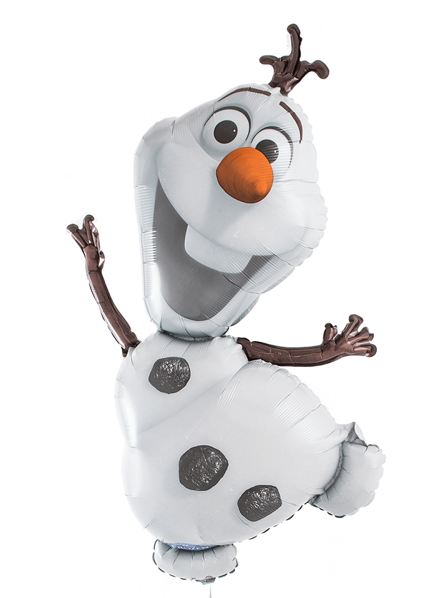Фигура снеговика Олафа из Холодного Сердца 66 см