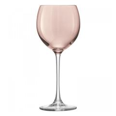 Набор из 4 бокалов для вина Polka 400 мл металлик, фото 4