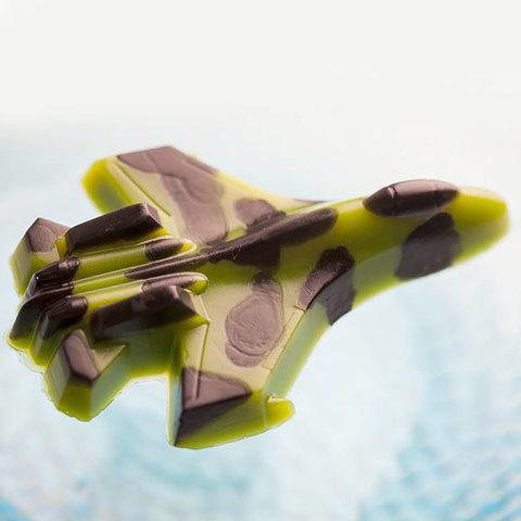 Мыло Самолет. Пластиковая форма