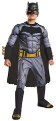 Серый костюм Бэтмена для мальчика с мускулами