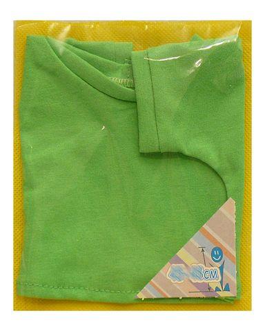 Футболка - Зеленый. Одежда для кукол, пупсов и мягких игрушек.