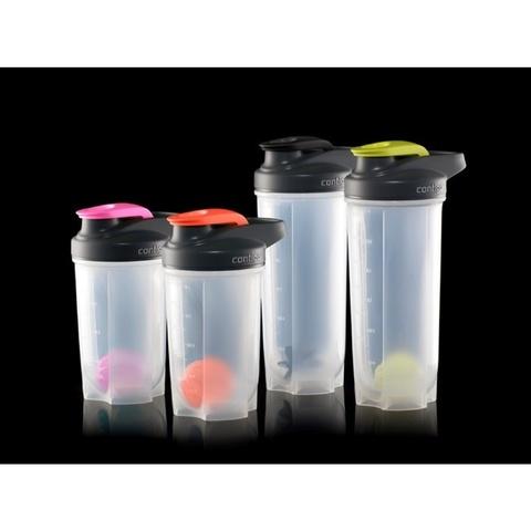 Шейкер Contigo Shake & Go (0,82 литра), розовый