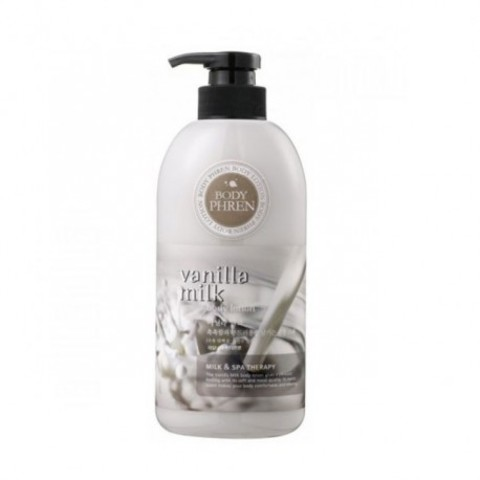 Welcos Body Phren Body Lotion Vanilla Milk Лосьон для тела